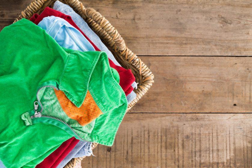 folded laundry 25045780746_e412de3f10_b