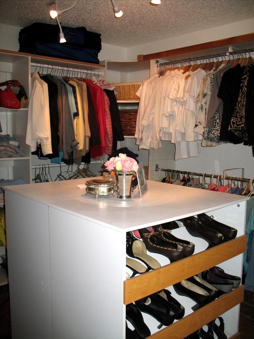 sussex master closet